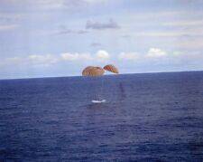 "New 8x10 NASA Photo: Apollo 13 Mission Command Module ""Odyssey"" at Splashdown"