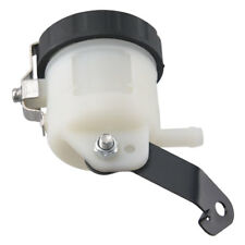ABS Plastic Brake Reservoir Fluid Tank Oil Cup for Kawasaki Ninja ZX10R 08-10