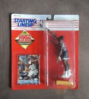 1995 Kenner Starting Lineup Horace Grant Action Figure & Trading Card ~ NIP