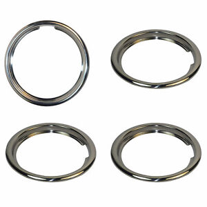 Trim Ring Kit Replaces All 4 Trim Rings On Your Stove (3x TR-13 + TR-14)