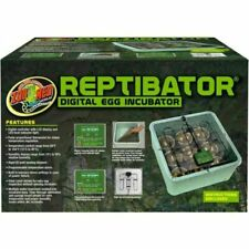 Zoo Med REPTIBATOR Digital Egg Incubator (RI-10)