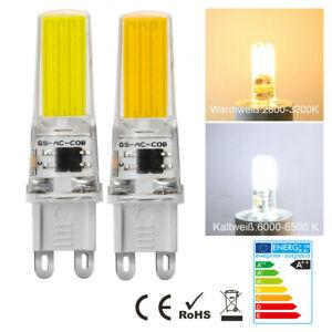 G4 G9 LED Bulb 3W COB Capsule lamp Replace Halogen bulb LED Light For Cabinet