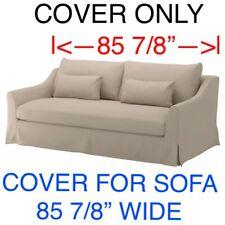 Ikea Farlov Cover Slipcover For Sofa Flodafors Beige