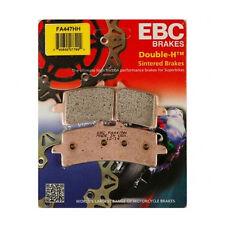 EBC HH Sintered Front Brake Pads Ducati 848 Evo 2010-2011 monobloc FA447HH