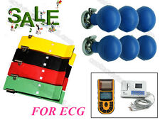 Adult Limb And Chest Suction electrodes For CONTEC ECG machine ECG300G/600G/80A