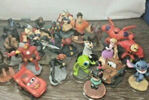 Disney Infinity 3.0 2.0 1.0 Characters Xbox ONE 360 PS4 PS3 Wii U 3DS