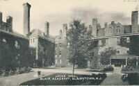 BLAIRSTOWN NJ - Blair Academy Locke Hall