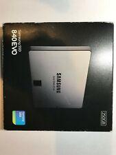 "SAMSUNG SSD 840 EVO 250GB 2.5"" SATA 6Gb/s Solid State Drive MZ-7TE250"