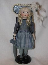 """11"""" Artist Made Reproduction All Bisque Doll"""