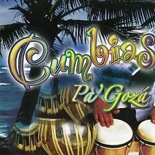 Cumbias Pa' Goza by Various Artists (CD, Apr-2005, )NEW