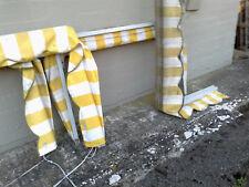 cappottina tenda da sole retrattile  varie misure grande a stock