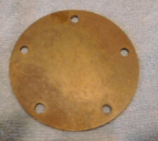 HD twin cam point cover--Tarnished Brass  -NEW ITEM