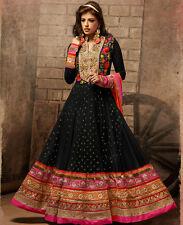Indian Pakistani Party Wear Dress Ethnic Salwar Kameez Bollywood Lehenga Suit