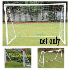 Portable 6'x4'Ft Football Soccer  Net Kids Outdoor Sports Training Match Net