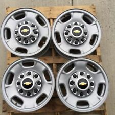 Chevy & GMC 8 Lug Factory Steel Work Truck Wheels