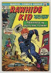 Rawhide Kid (1955) #123 Blue Mark Jewelers Larry Lieber Cov Classic Reprints VG