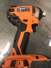 "AEG BSS18CB 1/4"" Hex Cordless Impact Driver 18V Skin Only Brushless"