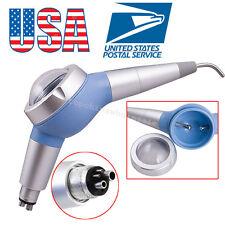 Dental Air Flow Teeth Polishing Polisher Handpiece Hygiene Prophy Jet 4 Hole FDA
