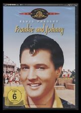 DVD FRANKIE UND JOHNNY - ELVIS PRESLEY ****** NEU *****