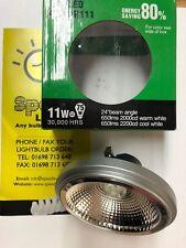 BELL AR111 LED 12v 11w Lightbulb Lamp Cool White 30,000hrs 05090