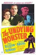 Undying Monster Poster 01 A4 10x8 Photo Print