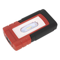 LED319 Sealey Rechargeable Inspection Light 4 + 1 SMD LED Lithium-Polymer