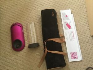 DYSON Corrale cordless hair straighteners - Box & JOHN LEWIS Warranty Used Once