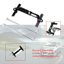 Car Van Boat Adjustable Battery Retaining Holding Clamp Bracket Bolt Hold Down