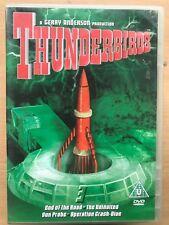 THUNDERBIRDS - 3 - END OF THE ROAD ~ Gerry Anderson CULTO INFANTIL SERIE DE TV