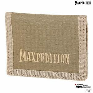 Maxpedition AGR Low Profile Wallet Tactical Minimal Lightweight Nylon Ultralight