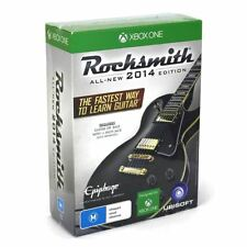 New Xbox One Rocksmith 2014 Edition w/ Real Tone Cable Official