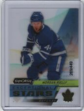 Morgan Rielly 20-21 Synergy exceptional Stars Gold ES33 Toronto Maple Leafs/449