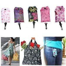 New Foldable Handy Shopping Bag Reusable Tote Pouch Recycle Storage Carry On