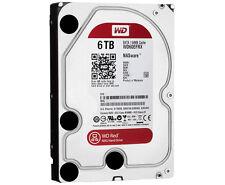 HARD DISK INTERNO 3,5 6TB RED WD60EFRX HD NAS