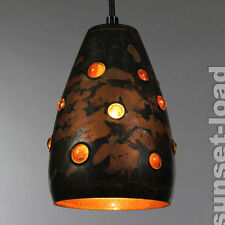 Péndulo lámpara raak Nanny still McKinney vidrio cobre Países Bajos para 1960 #2/6