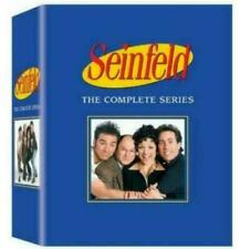 SEINFELD THE COMPLETE SERIES DELUX BOX SET  DVD SEASONS 1-9 SHIPS WITHIN 24HRS
