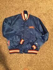 VINTAGE 90's CLEVELAND CAVS CAVALIERS NBA STARTER SATIN JACKET LARGE (ORIGINAL)