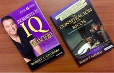 La conspiracion de los ricos - Incrementa tu IQ Financiero por Robert T.Kiyosaki