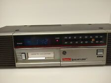 GE stereo space maker vintage under the counter FM/AM cassette player NO BOX