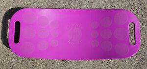 Simply Fit Workout Balance Board • Purple