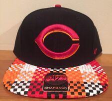 Cincinnatti Reds Ruffian  '47 Brand  Flat Brim Snapback Hat Cap