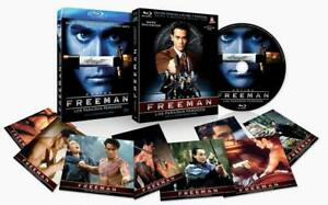 Crying Freeman (1995) Blu Ray Import LE Slipcover + 8 Postcards Reg B New/Sealed
