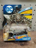 Hot Wheels DC Comics DOOMSDAY Character Car DC Universe 1:64 Diecast