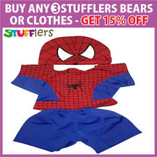 Spidey Clothing Outfit by Stufflers – Will fit on a Build a bear