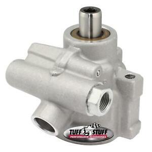 Tuff Stuff 6175AL-6 LS1 Type II Power Steering Pump, Factory Cast