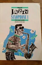 Jazzy Saxophone 1 - For Young Players - James Rae - alto or tenor.