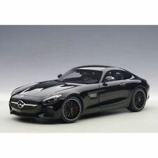 1:18 AutoArt - MERCEDES BENZ AMG GT - S (Black) (Composite Model / Full