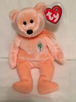 TY Beanie Baby - DEAREST the Mothers Day Bear - Pristine w/ Mint Tags - RETIRED