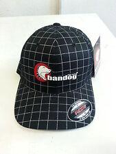FLEXFIT CAP - NERO BIANCO - BANDOG - HIP HOP - PUNK ROCK -