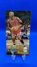 1993-94 Fleer NBA Jam Session #33 Michael Jordan Chicago Bulls  FREE SHIPPING